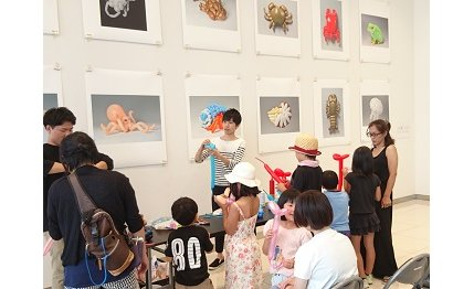 「ZENT ART MUSEUM」でバルーンアート教室開催 eyecatch-image