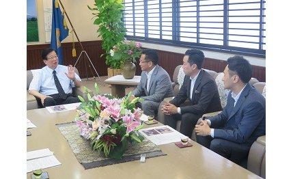 長年のCSR活動に対し、静岡県知事から感謝状~ABC eyecatch-image