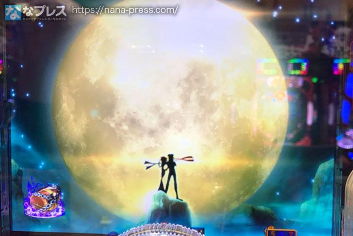 ヤッターマンVVV ヤッター満月背景