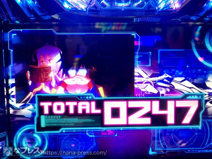 ノーゲームノーライフ トータル247
