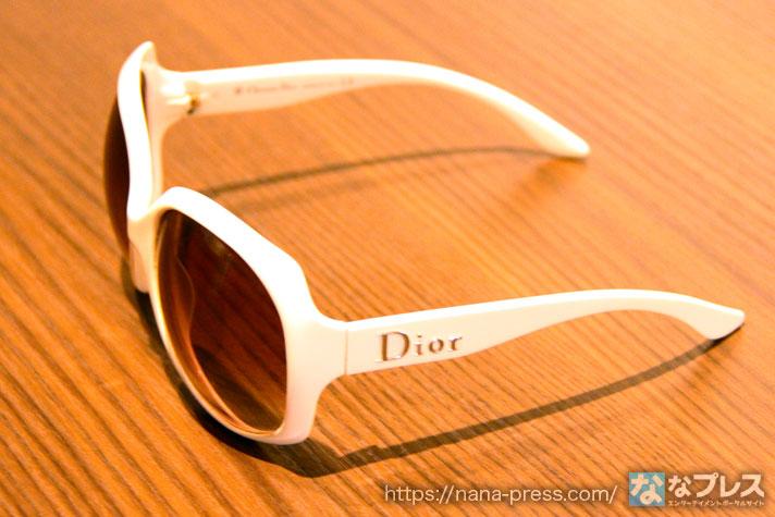 Diorのサングラス