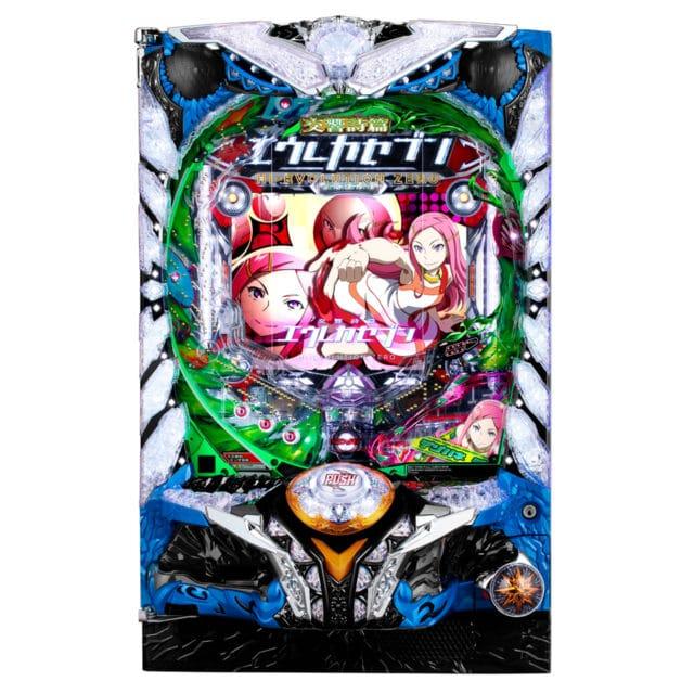 遊タイムがパワーアップ!「エウレカセブン」の甘デジ版が登場 eyecatch-image