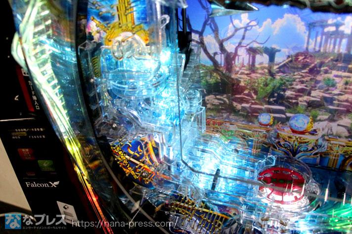 Pアナザーゴッドポセイドン-怒濤の神撃- 入賞ルート
