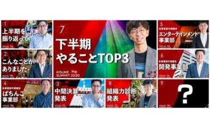 キスケ、中間の社員総会をYouTubeで開催 eyecatch-image