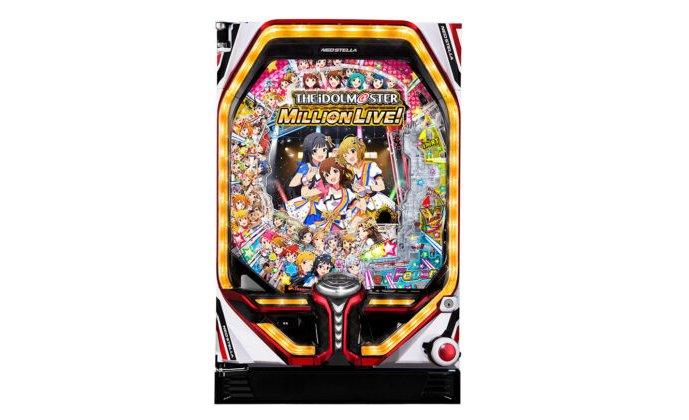 【2/8新台】『Pフィーバー アイドルマスター ミリオンライブ!』/RUSHを最大4個ストック! eyecatch-image