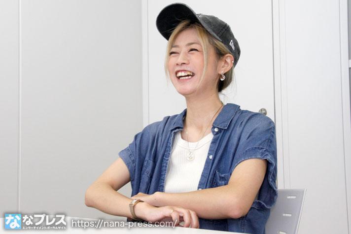 美原アキラ 笑顔の画像