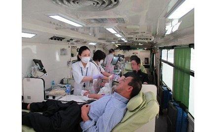 中国遊商、64名が献血活動に参加 eyecatch-image