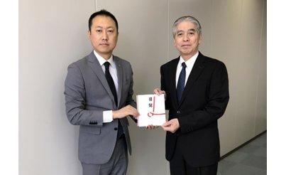 アサヒディードが台風19号の復興支援で50万円寄付 eyecatch-image