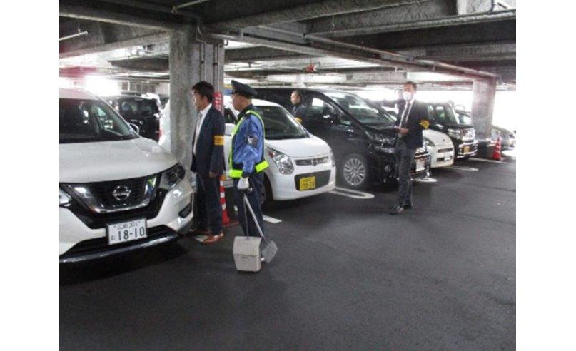 広島市内2店舗の駐車場巡回活動を実施~中国遊商 eyecatch-image