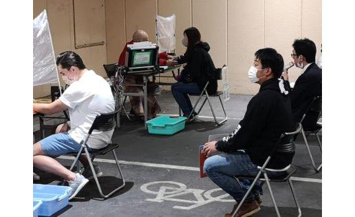 玉屋、休業中の2店舗で献血活動を実施 eyecatch-image