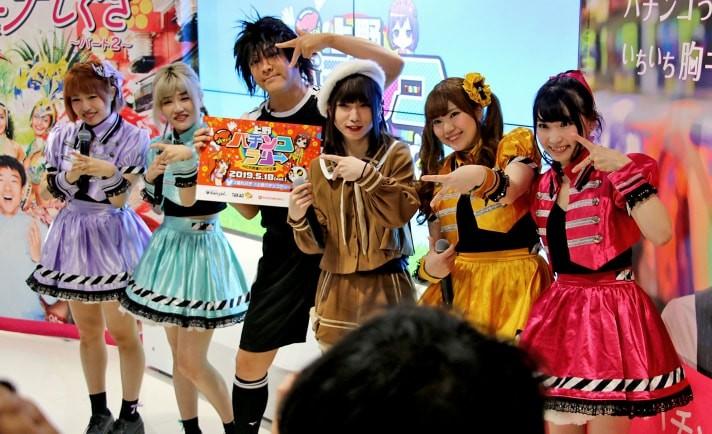 メーカー4社合同企画「上野パチンコラリー」に行ってきた!