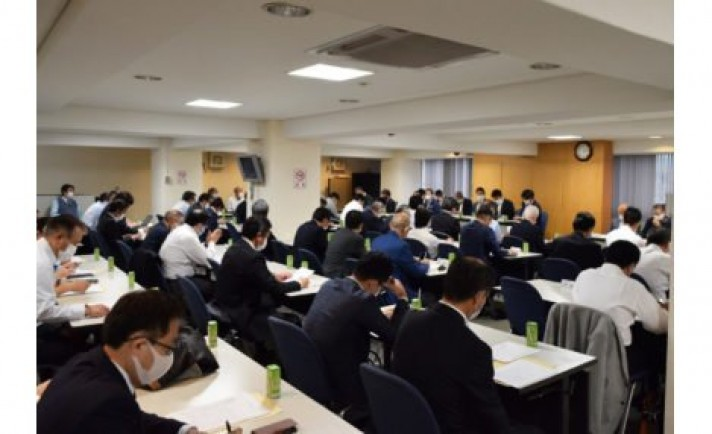 東京都遊協、撤去期限の延長対象機の詳細を説明