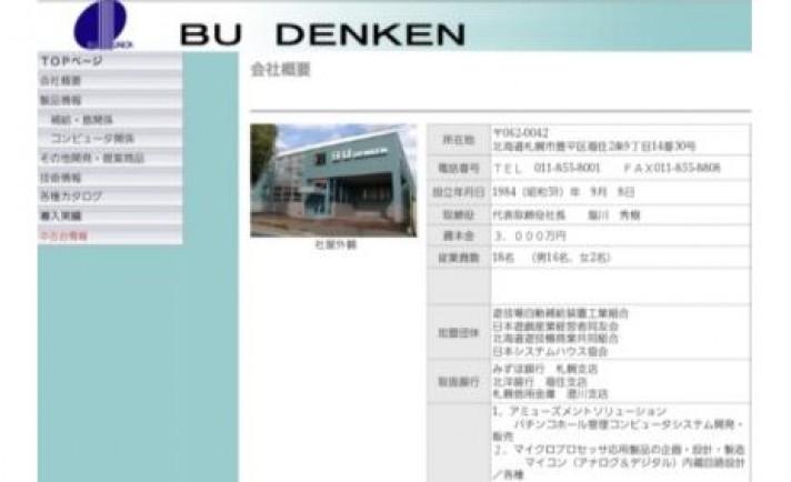 パチンコ店向けシステム開発のビーユー電研、コロナ禍で破産、負債15億円超