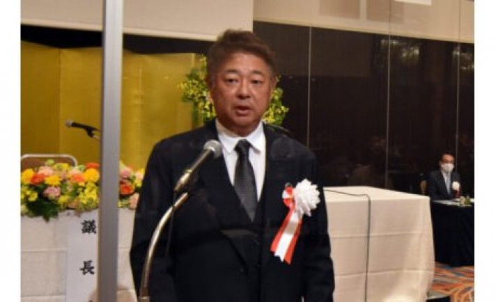 事態の打開へ一致団結を強調 兵庫県遊協総会