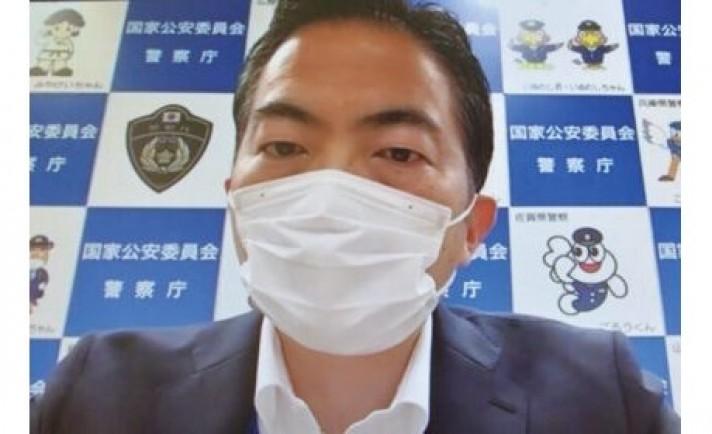 【行政講話】警察庁・小堀保安課長が業界のコロナ対策を評価