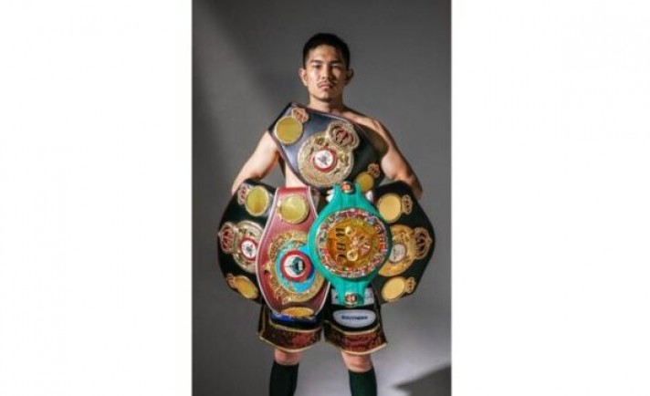 SANKYO、ボクシング井岡選手のタイトルマッチに協賛