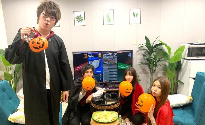 JBメンバーと楽しむ!ゲーム&ハロウィンパーティーに潜入!【キャンペーン】