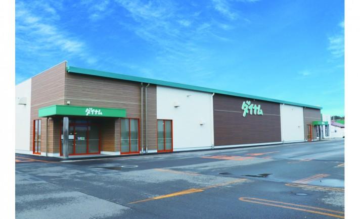 ダイナムが山形県内10店舗目の《ダイナム山形イオンタウン店》オープン
